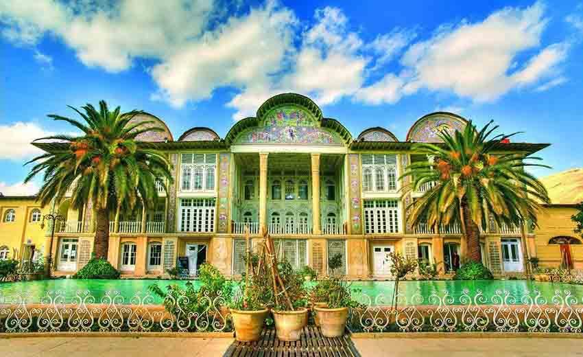 مکان های تاریخی شیراز