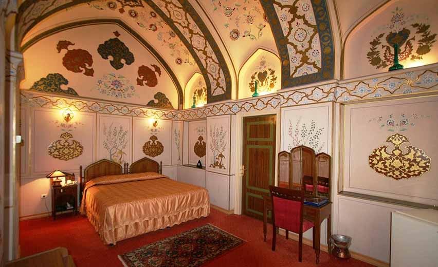 نمایی از هتل اصفهان