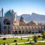 نمایی از اصفهان