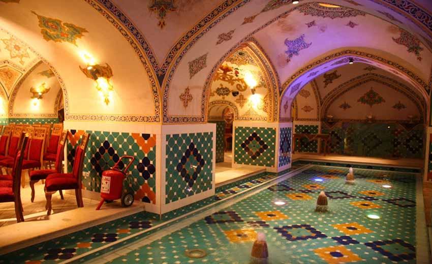 نمایی از رستوران جارچی باشی اصفهان