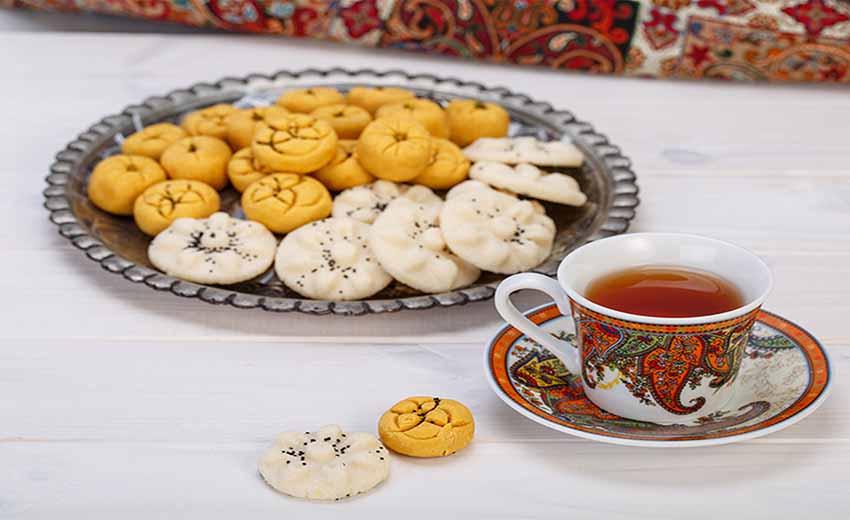 شیرینی برشلیک شیراز