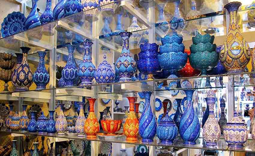 صنایع دستی شیراز