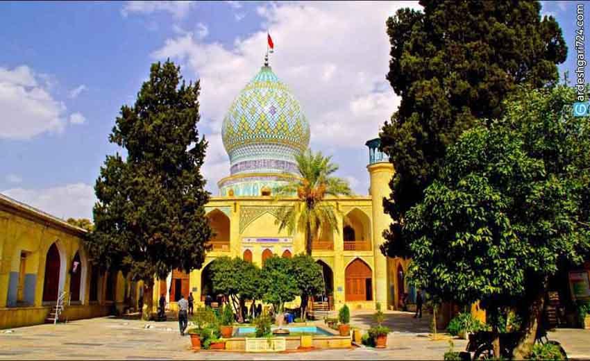 آرامگاه امام زاده علی بن حمزه