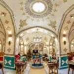 نمایی از رستوران های اصفهان