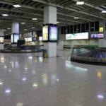 تصویری از فرودگاه مهرآباد تهران