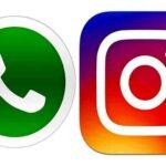اینستاگرام و فیسبوک